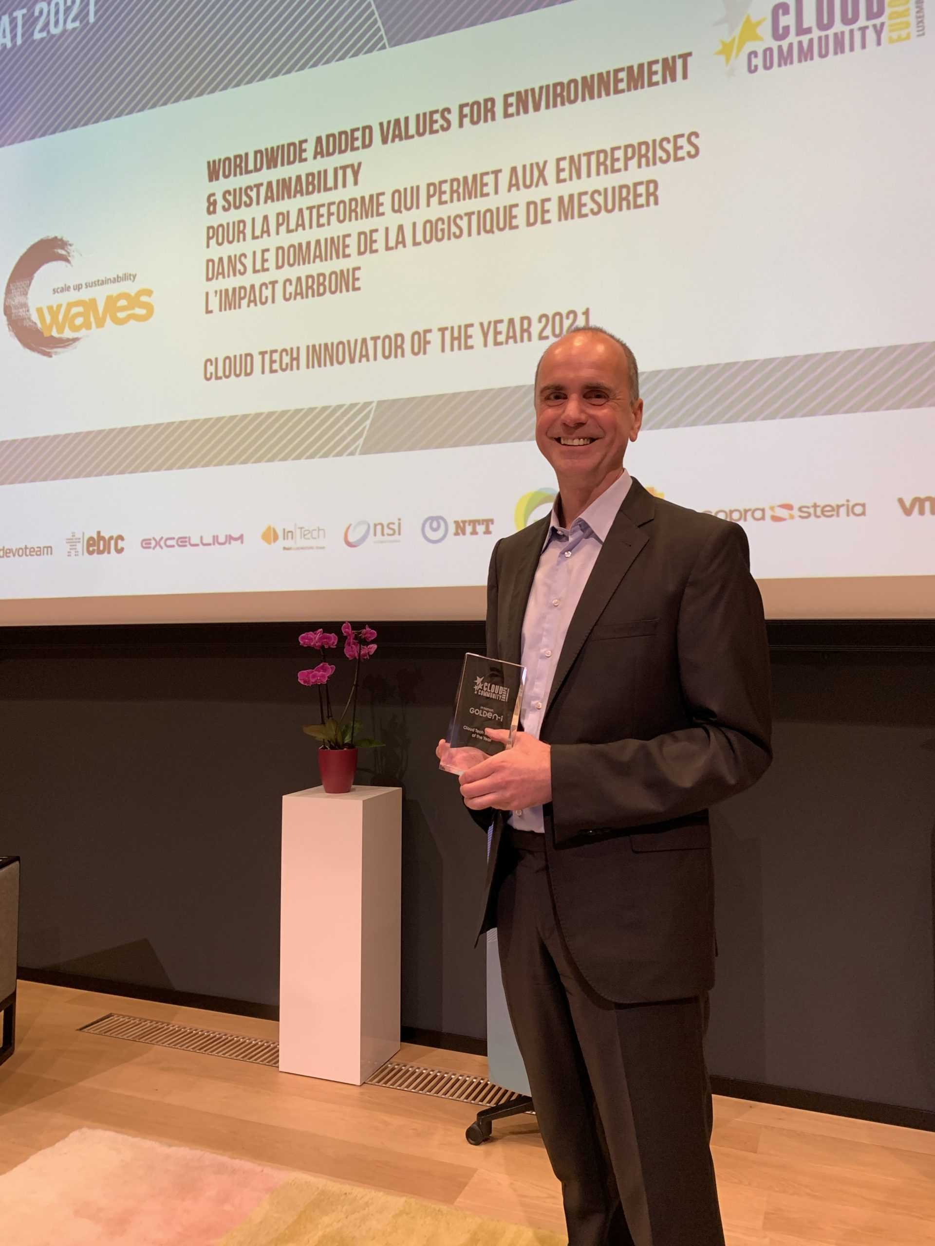 Cloud Tech Innovator of the Year_WAVES_Armin Neises